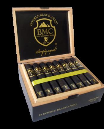 Double Black Añejo Box