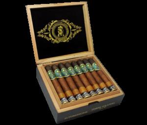 El Threesome Box Cigar